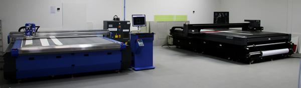 DYSS X7 and Jetrix printer