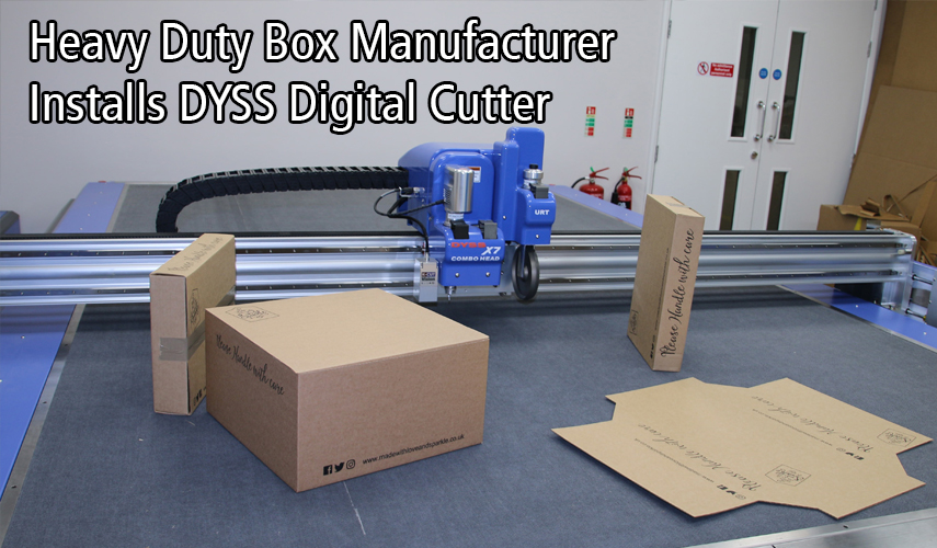 S Lester Packaging DYSS Digital Cutter